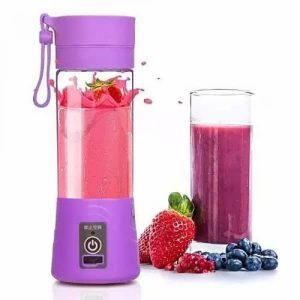 Rechargeable USB Juice Blender