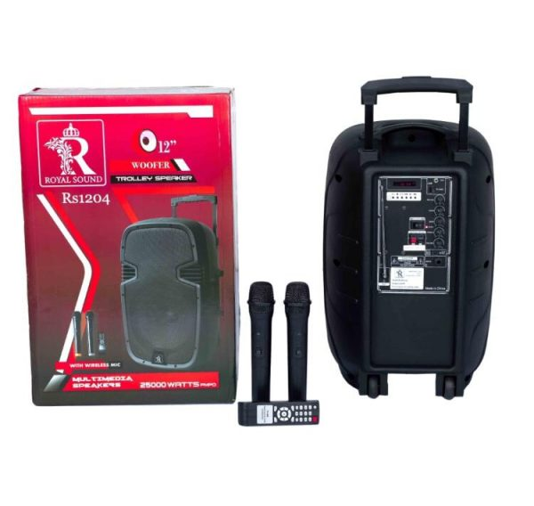 Public Address System 12 Inches