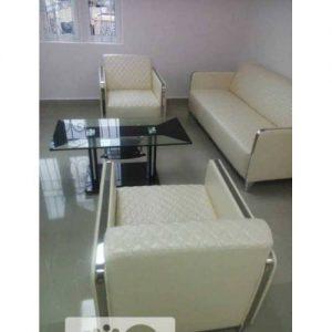 Leather Sofa Chair