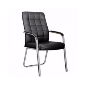 Embrace Leather Visitor Chair