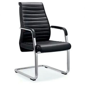 Executive Leather Visitor Chair