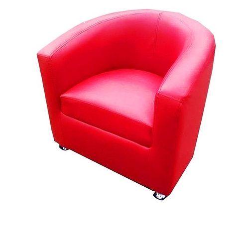 Single Seat Leather Sofa