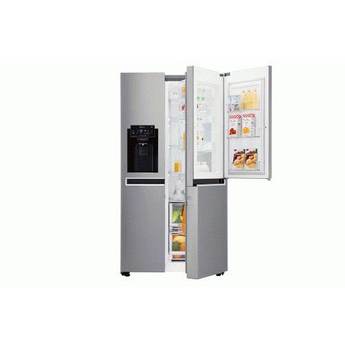 Door in Door Refrigerator