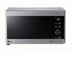 LG Inverter Microwave 8265CIS