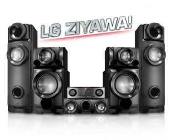 LG Ziyawa Home Theatre