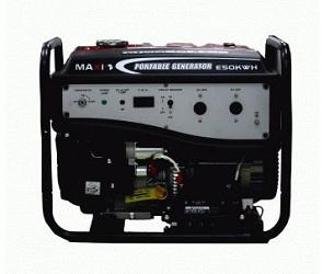 Maxi 6.2 KVA Generator