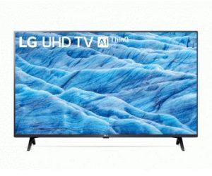 LG 43-inch Smart TV