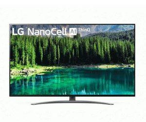 LG 55-inch Smart TV
