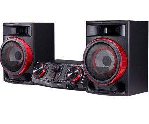 LG HiFi System AUD87CL