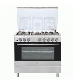 LG Electric Gas Cooker