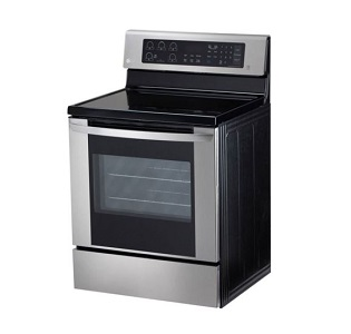 LG Electric Cooker 3163ST