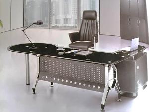 Glass Executive Table