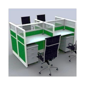 4-Man Workstation