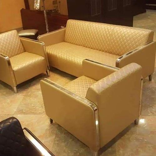 5 Seater Leather Chair