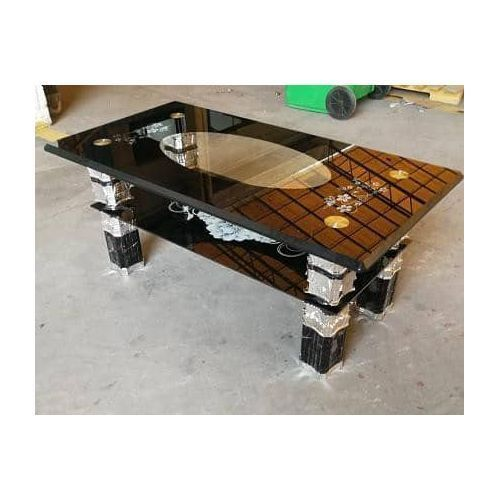 Tempered Glass Center Table