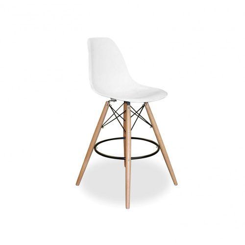 Eames Plastic Bar Chair