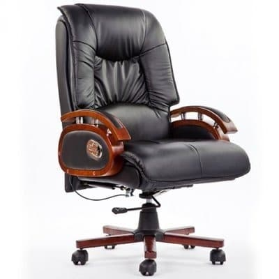 Reclining Executive Leather Chair