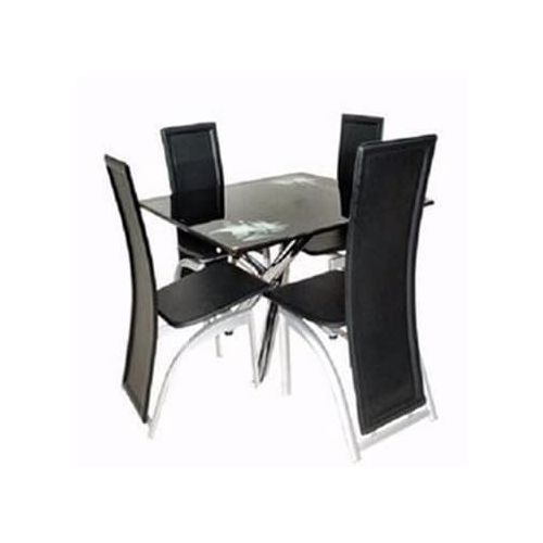 Glass Dining 4 Seater
