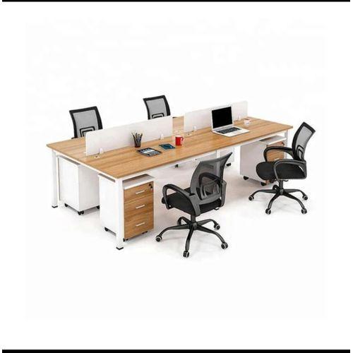4-man Office Workstation