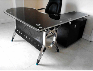 Executive Glass Office Table