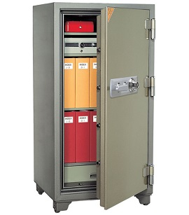 Fire Resistant Office Safe BS-D1400