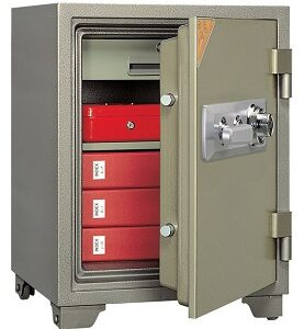Fire Resistant Office Safe BS-D670
