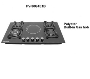 Polystar Built-in Gas Cooker