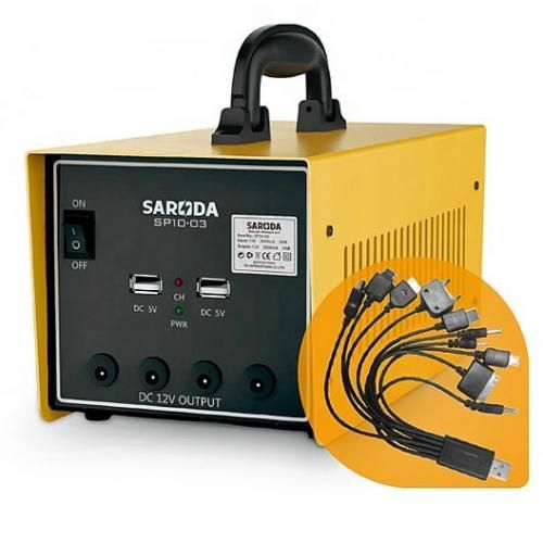 Saroda Solar Inverter System