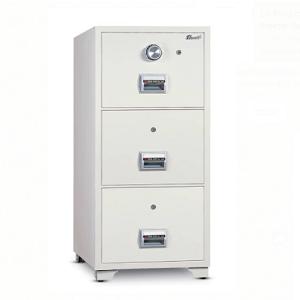 3 Drawer Fireproof Filing Cabinet