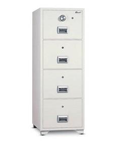 4 Drawer Fireproof Filing Cabinet