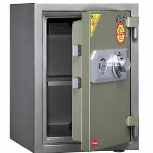 Fireproof Safes with Key and Combination