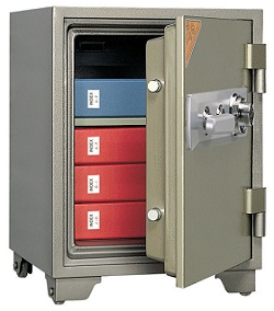 Fire Resistant Office Safe BS-D610