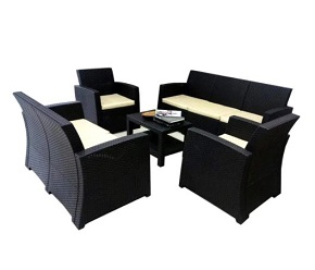 7 Seater Lounge Chair Set