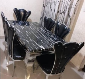 6 Seater Marble Furniture