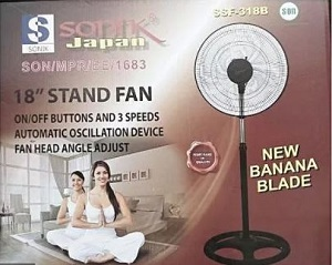 18 inch Standing Fan