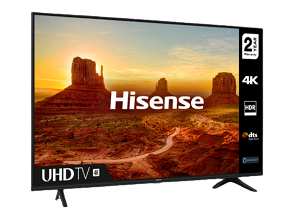 "hisense 65"" uhd smart tv"