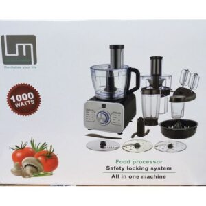 Umtricmaster Multipurpose Food Processor